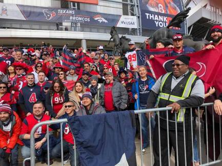 Impromptu Texans fans flash mod