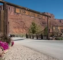 Entrance to Moab Museum of Film and Western Heritage