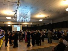 Dancing at the Gala